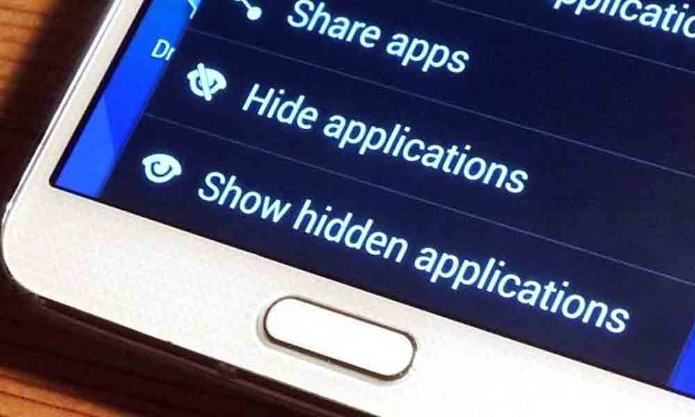 How to hide apps on your phone