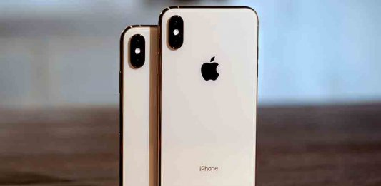 iPhone XS and XS Max
