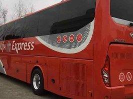 pakistan china bus service