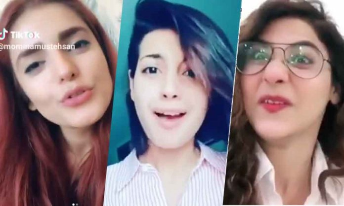 Pakistani Celebrities Who Have Joined the Tik Tok Craze!