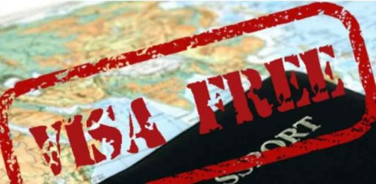 visa free regime