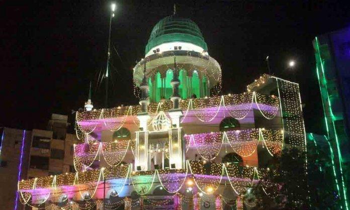 12 Rabi Ul Awal 2018 in Pakistan