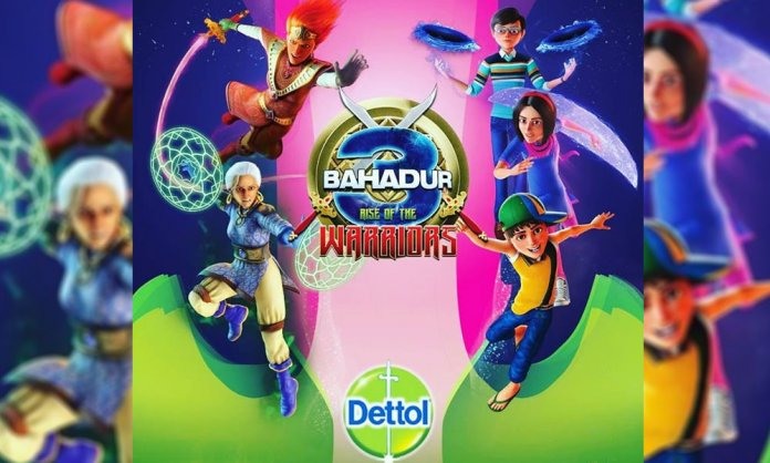 3 Bahadur Rise of the Warriors