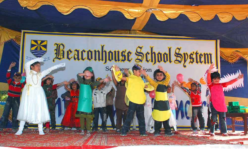 Beaconhouse School System & City School Term Government's ...