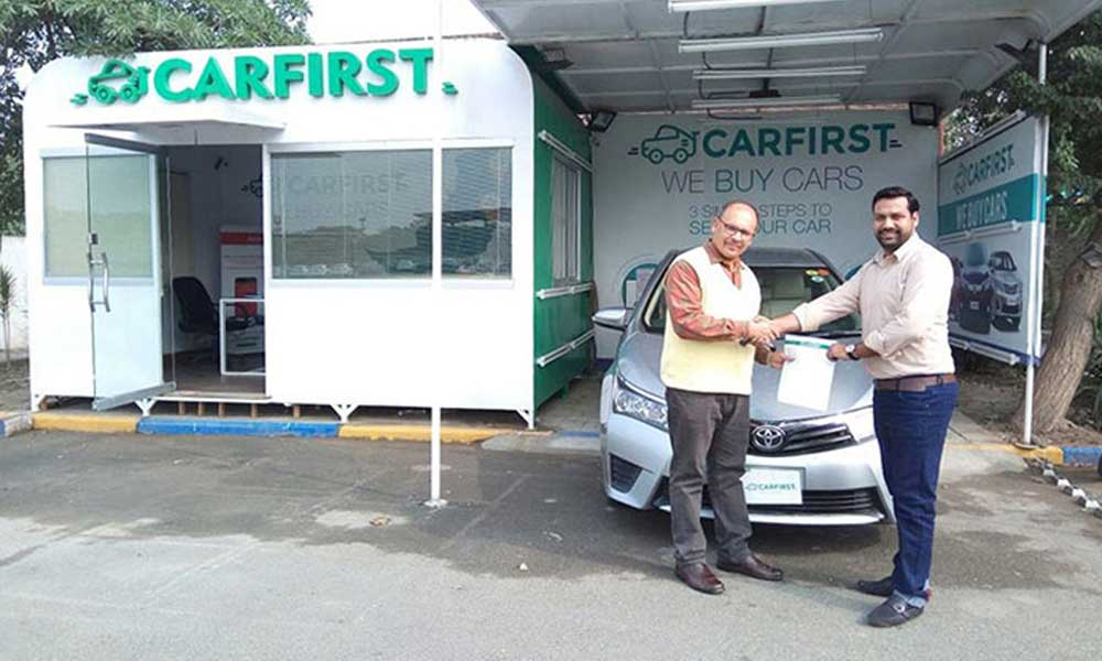 Carfirst And Olx All Set To Bring Car Bazaar To Lahore Brandsynario
