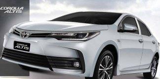 Corolla Altis 2019