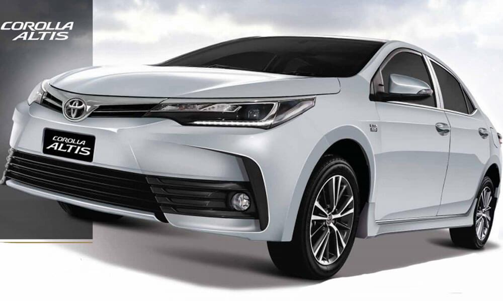 Toyota Altis 2019 Price In Pakistan Specification Brandsynario