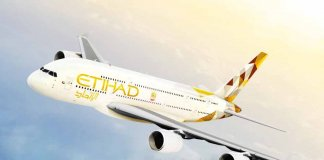 Etihad Airways Birthday Sale