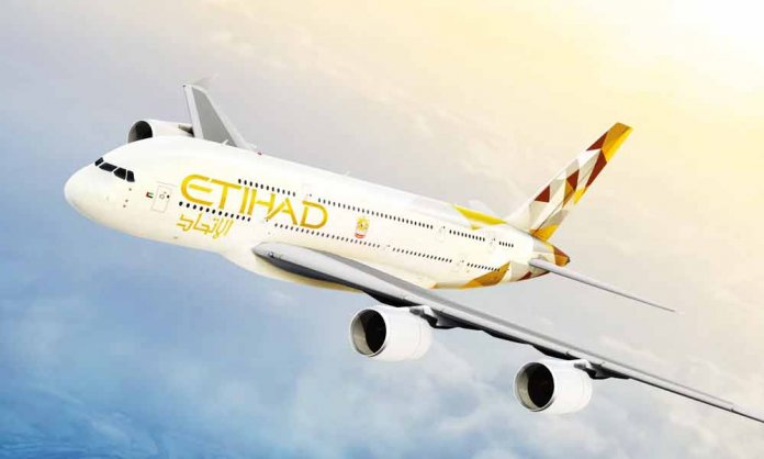Etihad Airways Birthday Sale