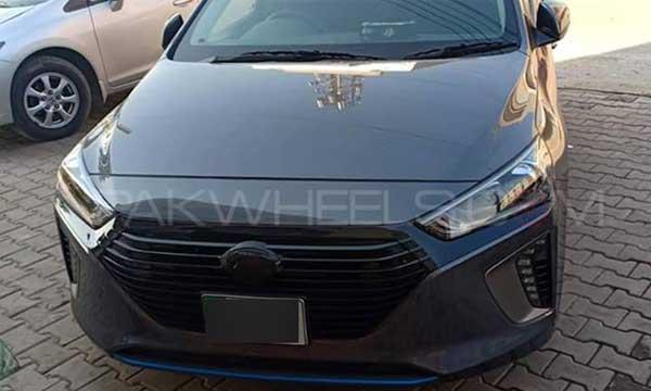 Hyundai Ioniq Pakistan
