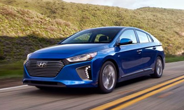Hyundai Ioniq Price In Stan
