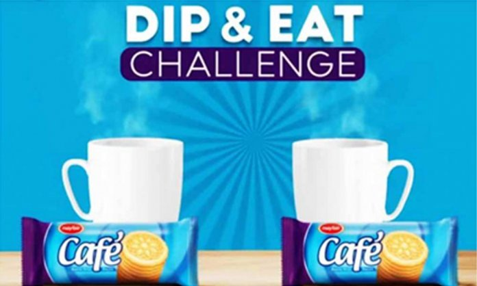 Dip & Eat with Mayfair Café Biscuits