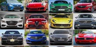 Most Googled Car Brands