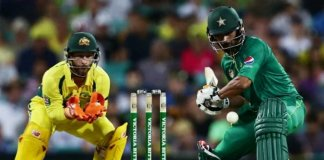 Pakistan vs Australia ODI Series 2019