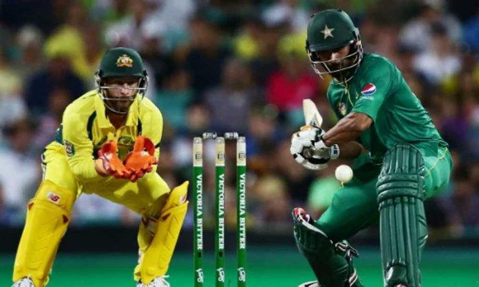 Pakistan vs Australia ODI Series 2019