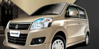 Suzuki WagonR Price in Pakistan