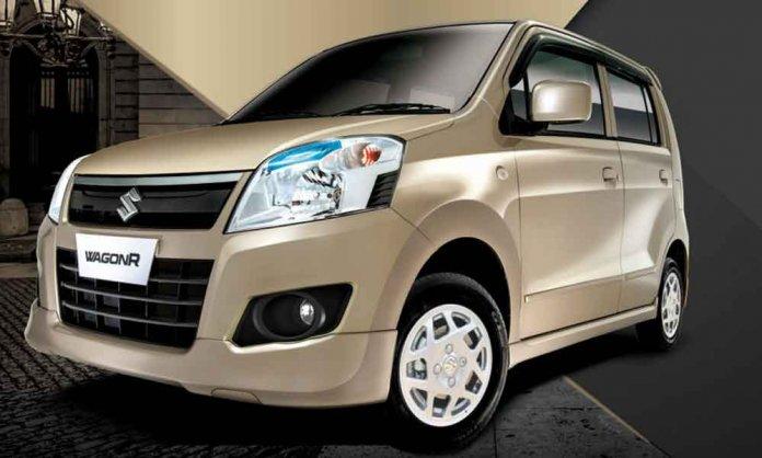 Suzuki WagonR Price in Pakistan