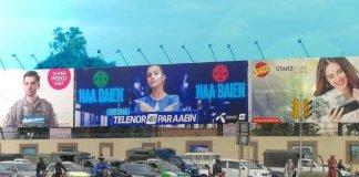 Telenor 4G Campaign