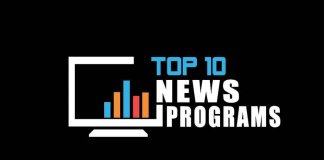 Top 10 News Programs