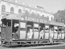 Tram Service In Karachi