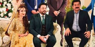 aamir liaquat's second marriage