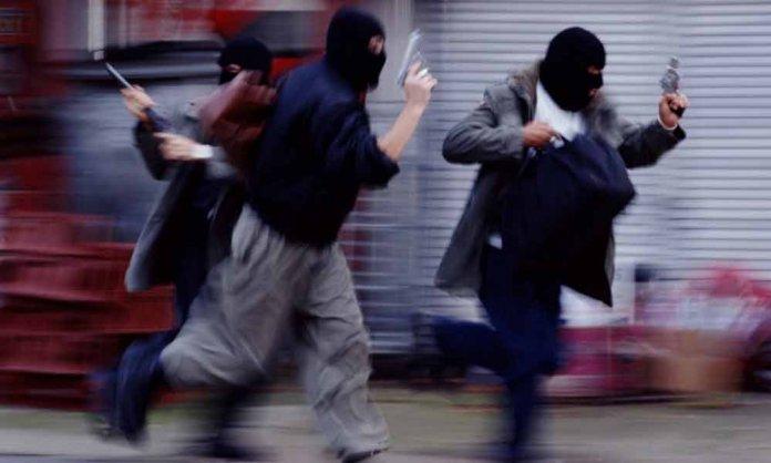 Gang of Bank Robbers
