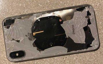 iPhone X Explosion