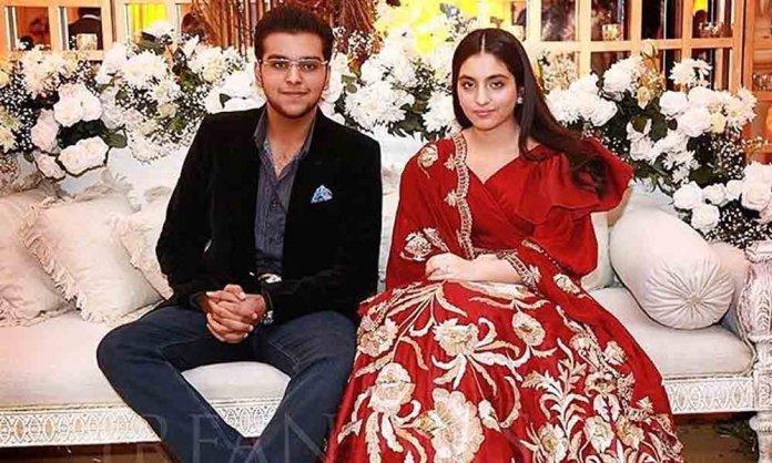 maalik riaz grandson's wedding