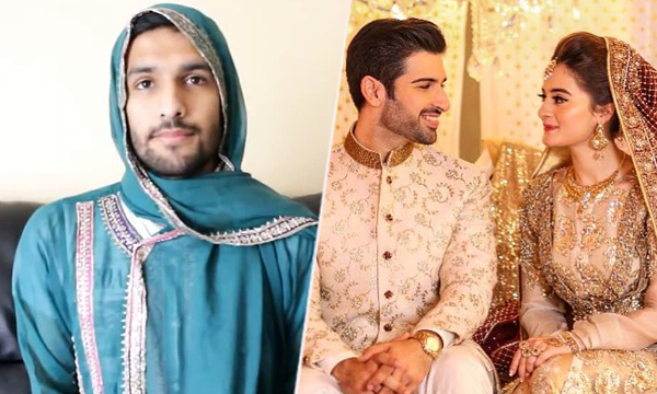 55487b0062 The newly-wed couple Aiman Khan and Muneeb Butt have been taking the  internet by storm through their wedding pictures and are making headlines  with ...