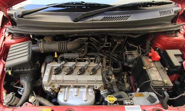 FAW V2 Engine
