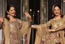 Hum Bridal Couture Week 2018