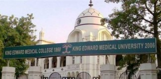 King Edward Medical University Lahore