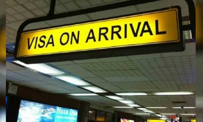 On-Arrival Visas in Pakistan