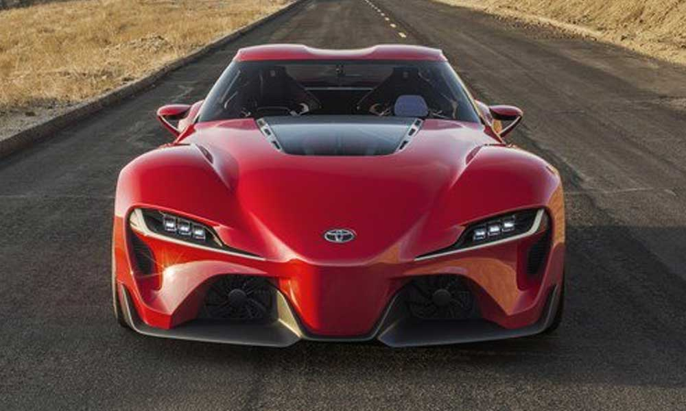 1895752aec0 Toyota Supra 2020's Official Video Surfaces Online by Accident ...