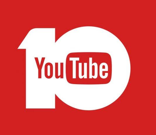 YouTube Top 10 Videos 2018