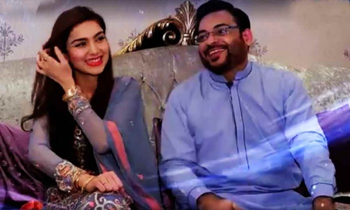 aamir liaquat and second wife