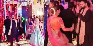 faiza saleem wedding