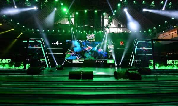 Mountain Dew Gamers Arena