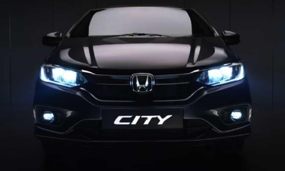 Honda City Facelift 2020 Around The Corner Brandsynario
