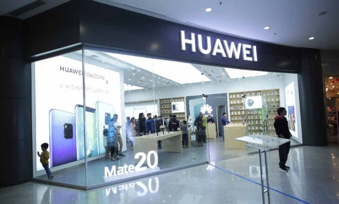 Huawei's Flagship Experience Store