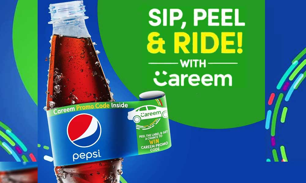 Pepsi & Careem Have Taken Their Partnership to a Whole New Level