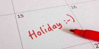 public holidays in pakistan