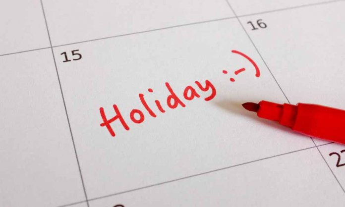 public holidays in pakistan