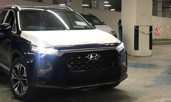 Hyundai Santa Fe Price In Pakistan Specifications Amp More