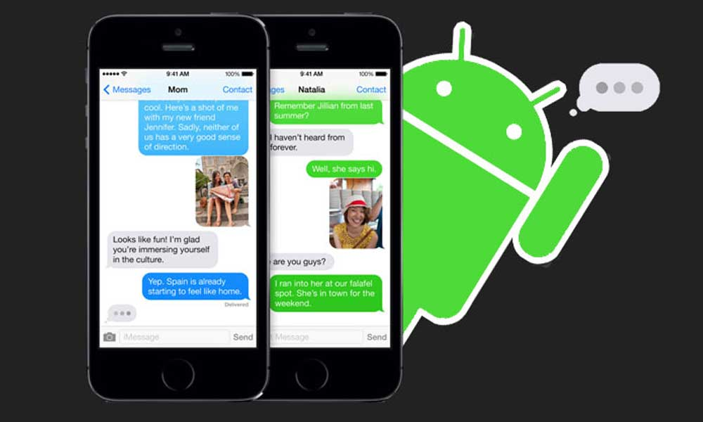 Imessage android apk 2019