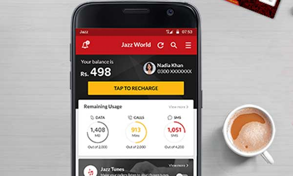 Jazz World App