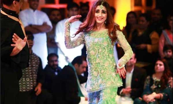 Maya Ali Dancing