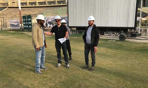 PSL 2019 National Stadium Karachi