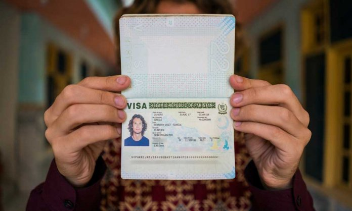 Visa Policy of Pakistan