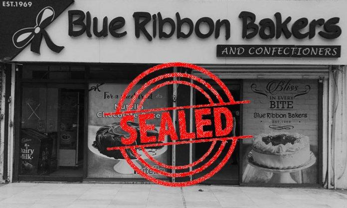 Blue Ribbon Bakery